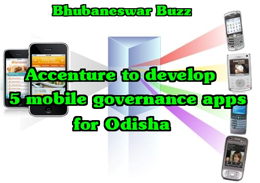 Accenture to develop mobile apps for odisha