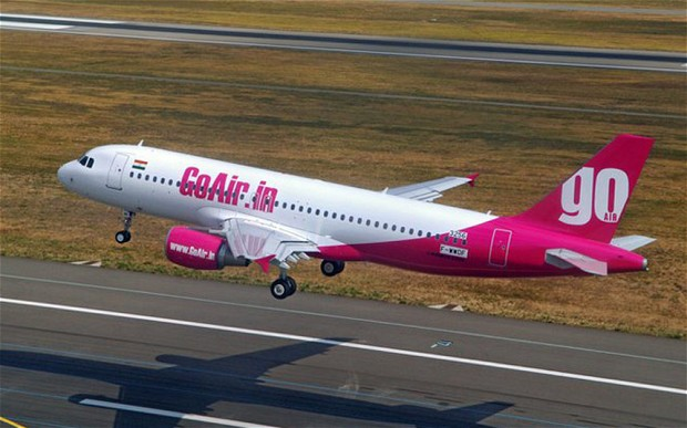 Go air india