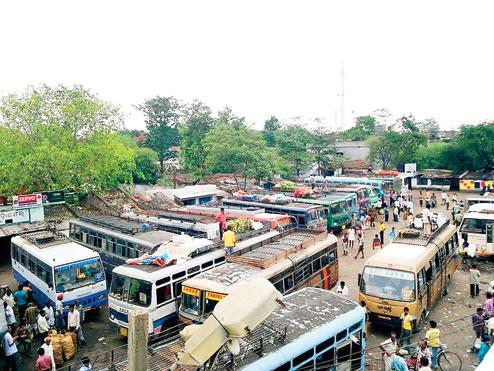 Odisha wifi bus stand bolangiir