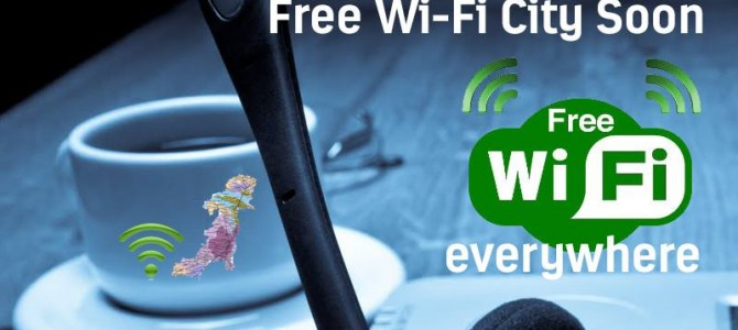 Bhubaneswar to be a Free Wi-Fi City Soon