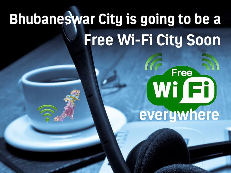bhubaneswar to be free wifi city