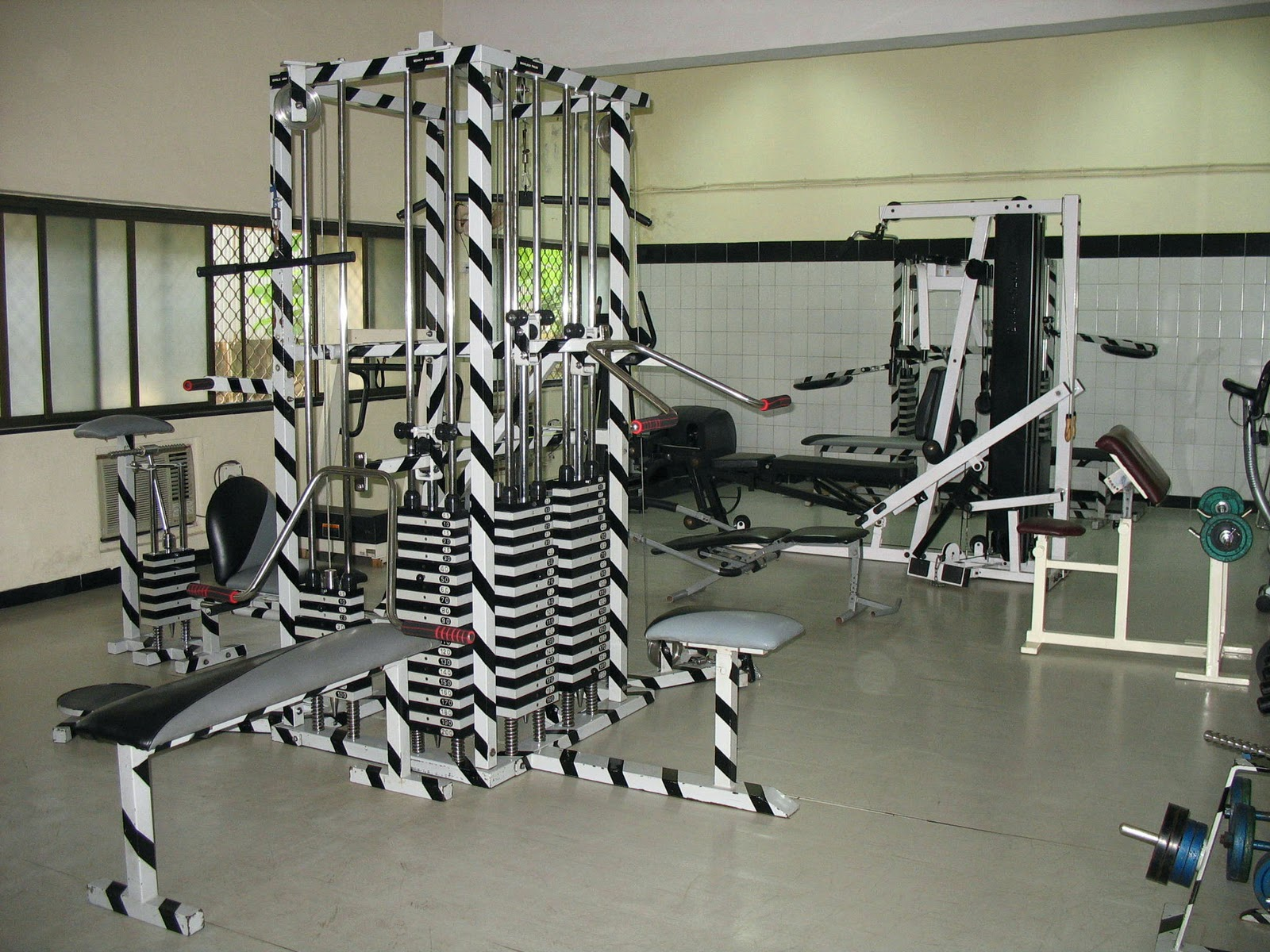 india gymnasium