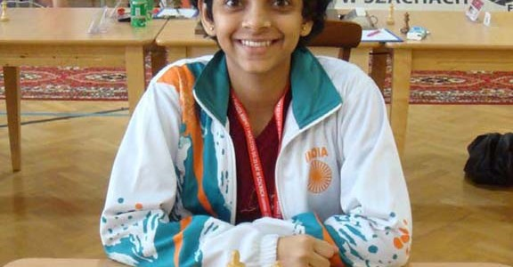 Padmini Rout of Odisha wins National Premier Chess crown again
