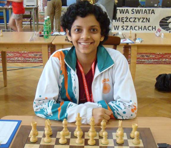 padmini rout chess