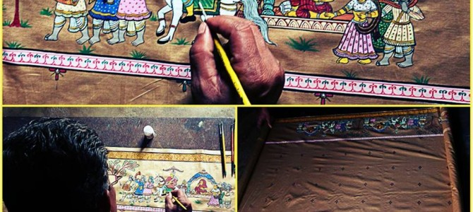 Pattachitra Workshop in Bhubaneswar to extend reach in global market