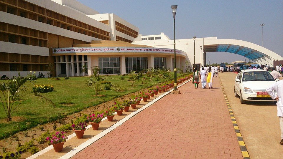 AIIMS bhubaneswar new