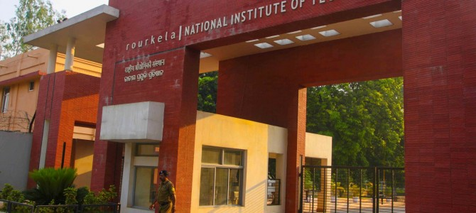 NIT Rourkela : only NIT in India to be among top 800 universities in the World by Times Higher Education World University Ranking