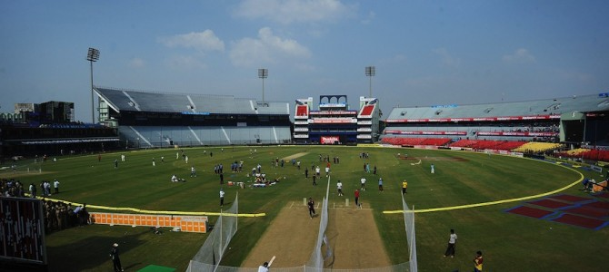 Cuttack Barabati all set to host ODI Cricket on January 19 with India vs England