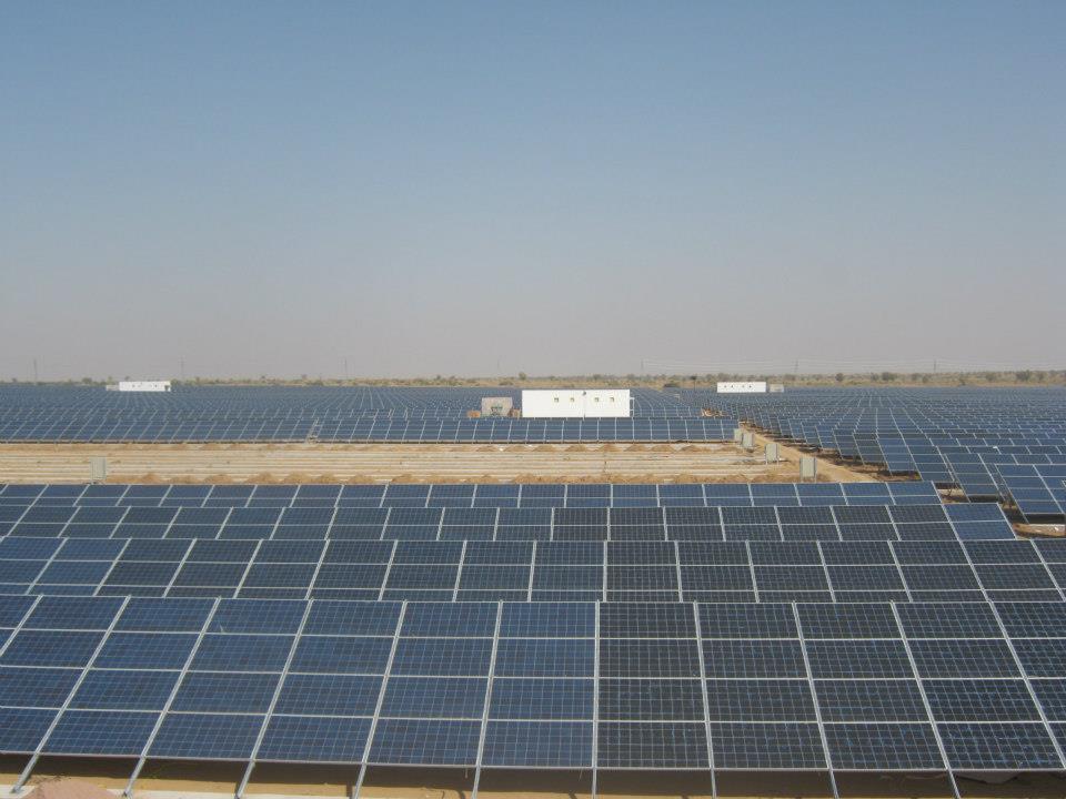 bhel solar