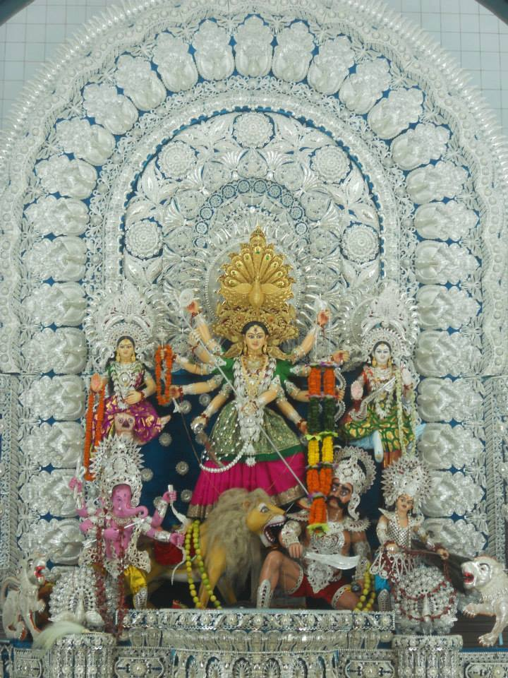 Cuttack Durgapuja Pandals One Of The Best No Marketing