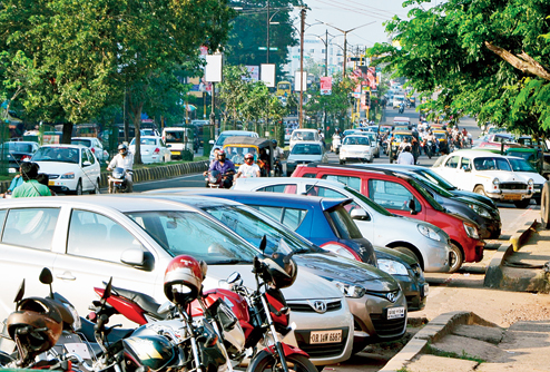 parking lots in bhubaneswar