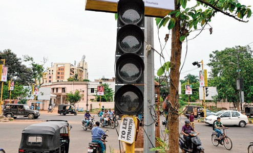 City preparing for CCTV camera-linked traffic surveillance system
