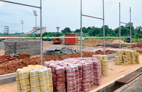 second hockey stadium kalinga