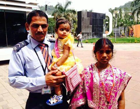 security guard cognizant IAS odisha