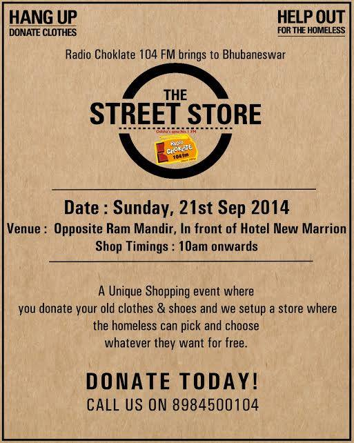 street store is coming to bhubaneswar