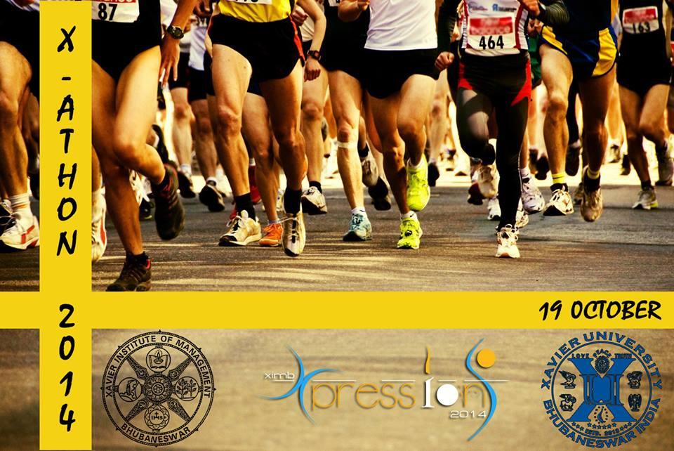 ximb marathon oct 19