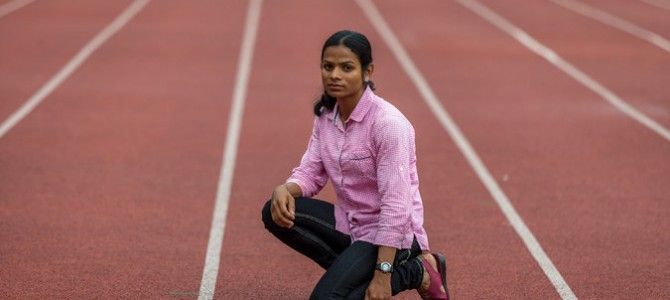 One-Track Minds : A Story on Dutee Chand and Semenya by Katrina Karkazis Stanford USA