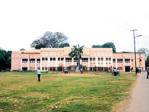 gangadhar meher college