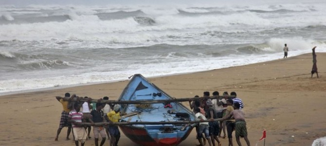 Odisha Voice Messaging Mobile Service for Fishermen life Saver- reports Reuters