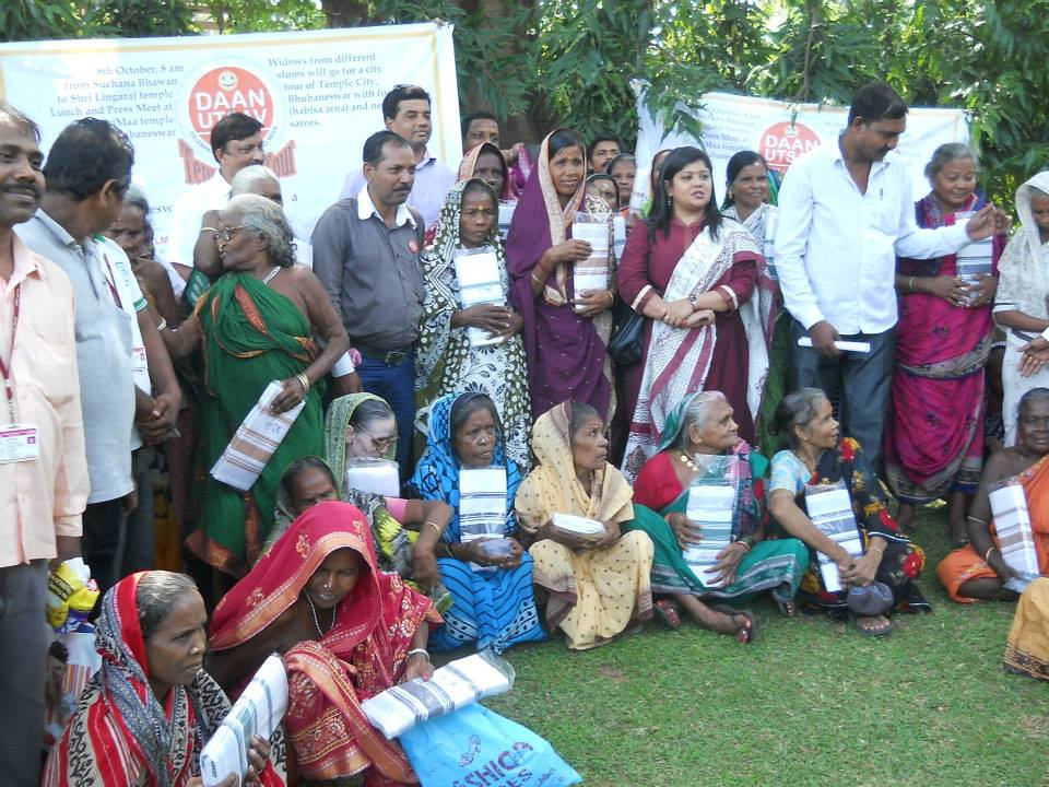 joy of giving week odisha2