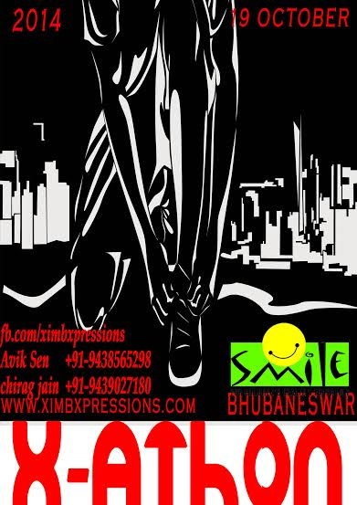 xathon ximb marathon bhubaneswar