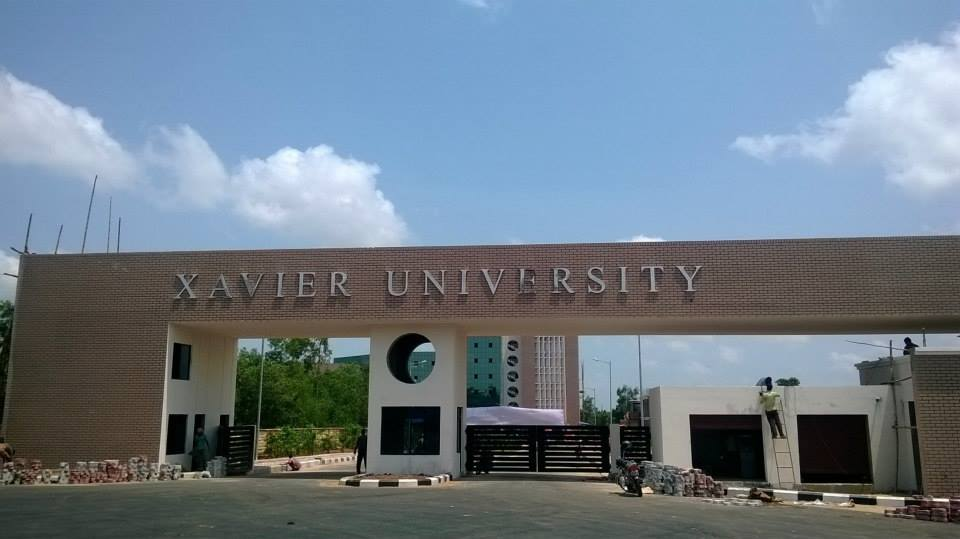 xavier university bhubaneswar buzz