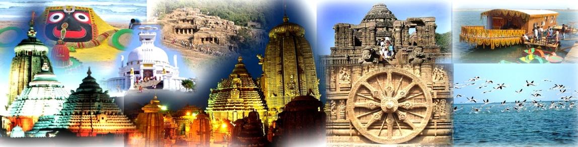 odisha golden triangle tourism