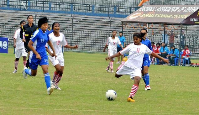 odisha women football