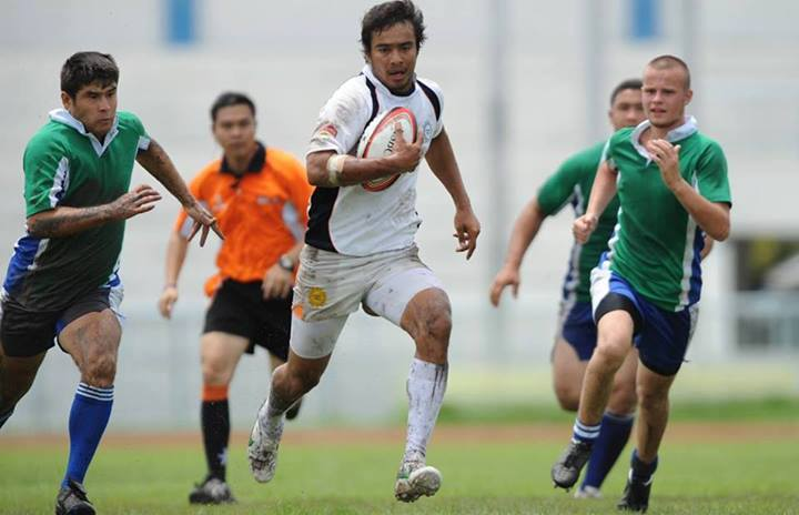 rugby asian tournament