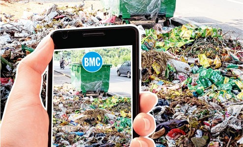 Coming soon: Smartphone app for BMC, you can send complaints on cleanliness
