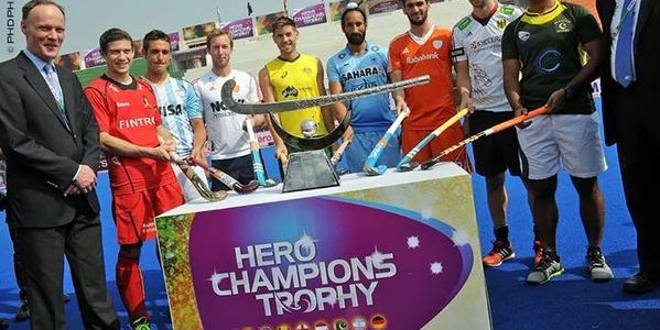 Third Biggest tournament in Field Hockey – Champions Trophy starts today in Bhubaneswar