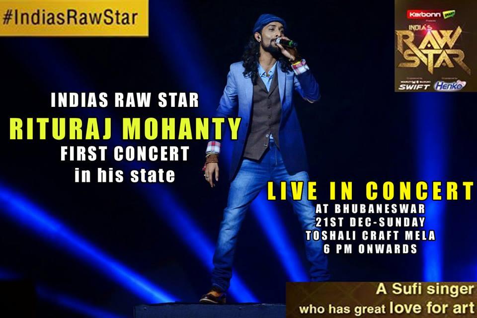 concert in bhubaneswar