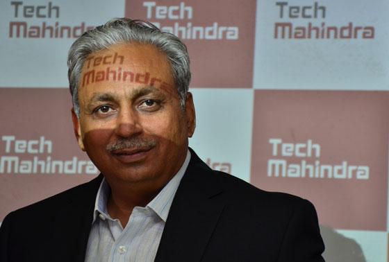 Nit Rourkela Alumni Cp Gurnani Tech Mahindra Wins Business
