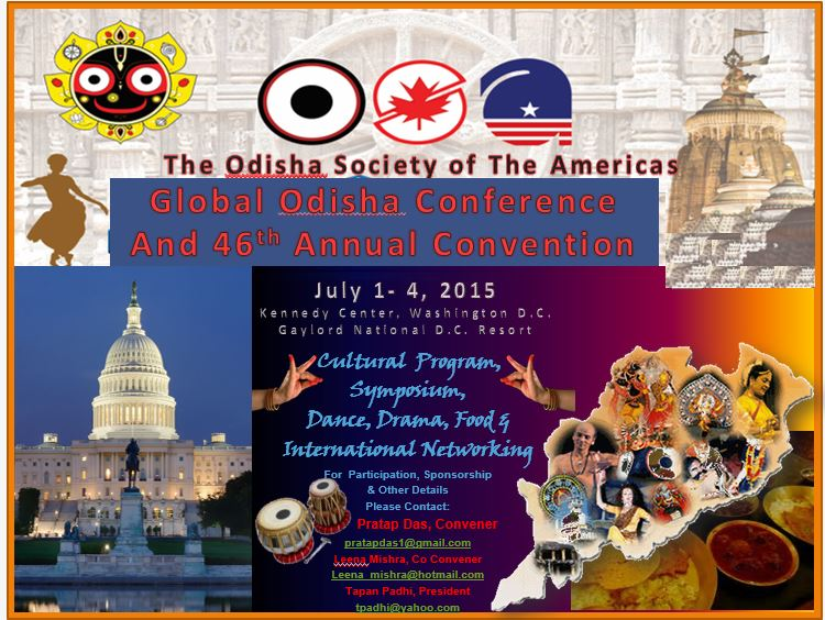 global odisha conf in USA