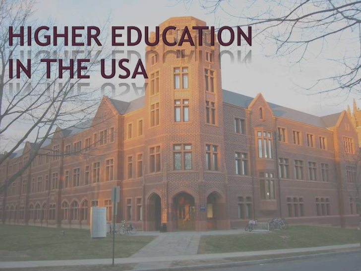 higher education in the usa Field of dreams: public higher education in the united states los angeles review of books, 6671 sunset blvd, ste 1521, los angeles, california.