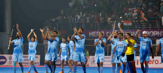 Champions Trophy hockey in Bhubaneswar – where Odisha wants to go from here