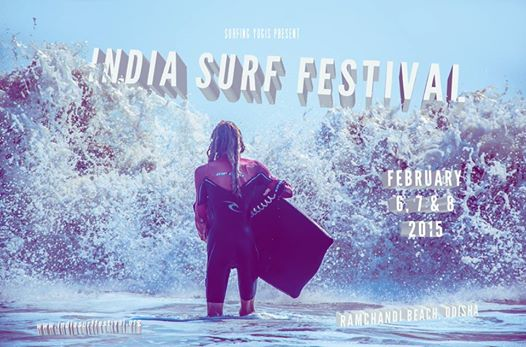 india surf festival ramchandi beach odisha