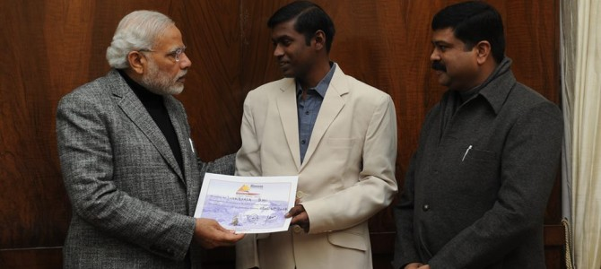 Odisha Mountaineer praised by Narendra Modi after climbing South America highest peak