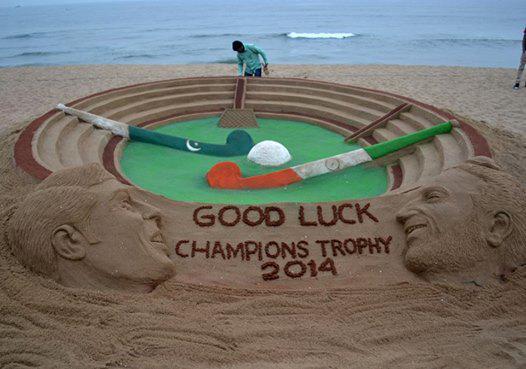 sandart champ trophy