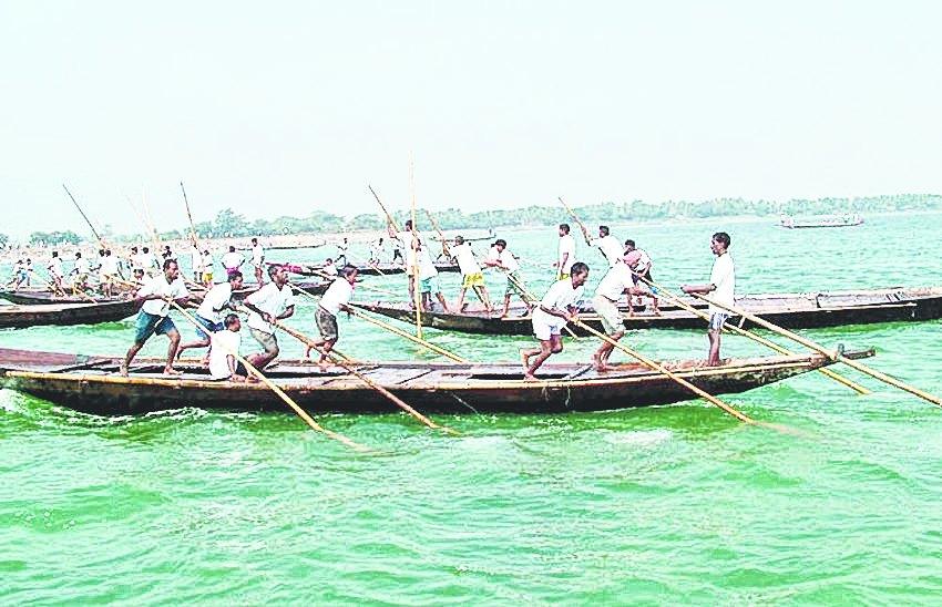 satpada boat race