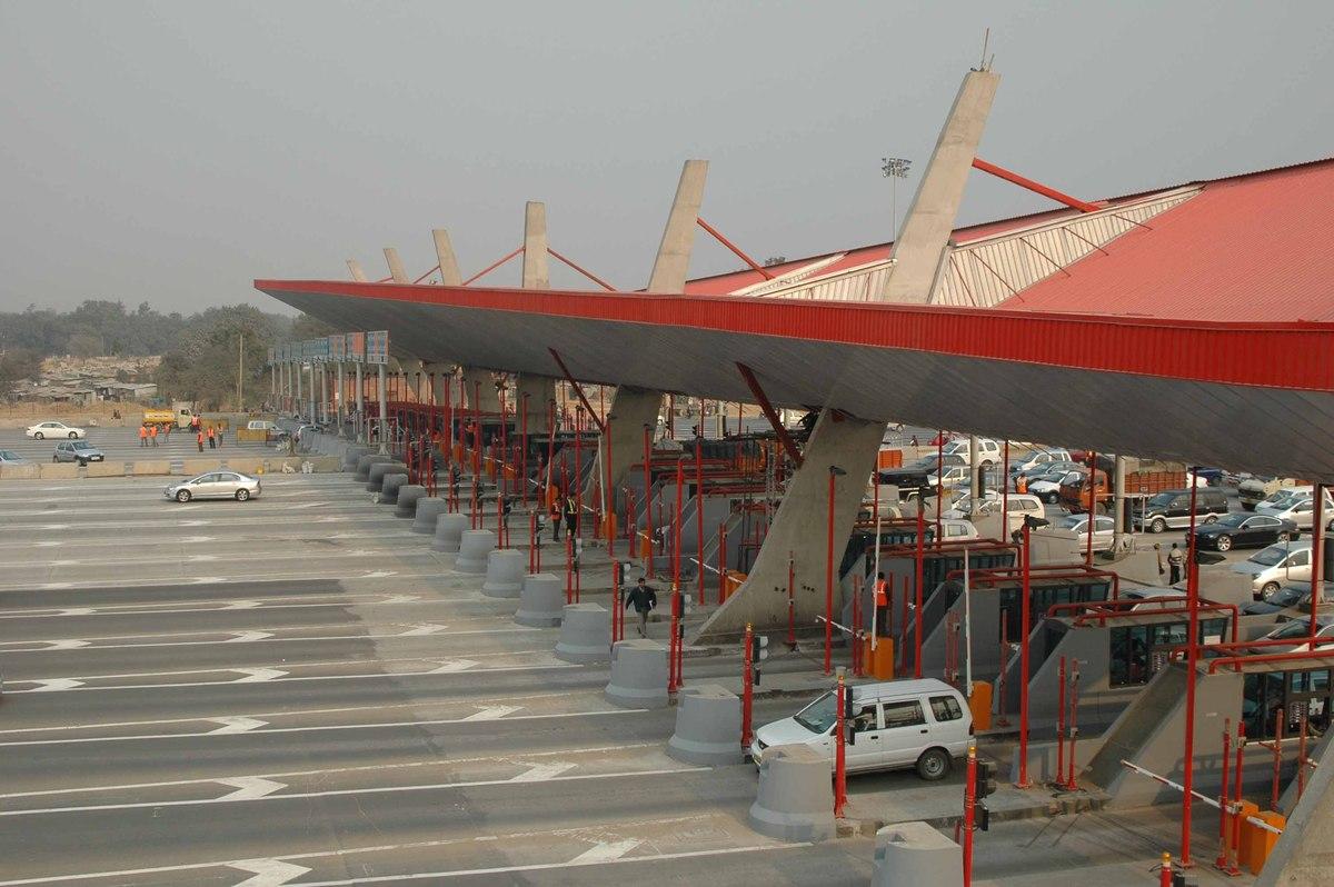 delhi toll road