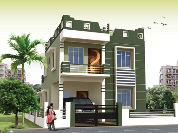 Planning to build a house now you have to go to bmc for for Independent house designs in india
