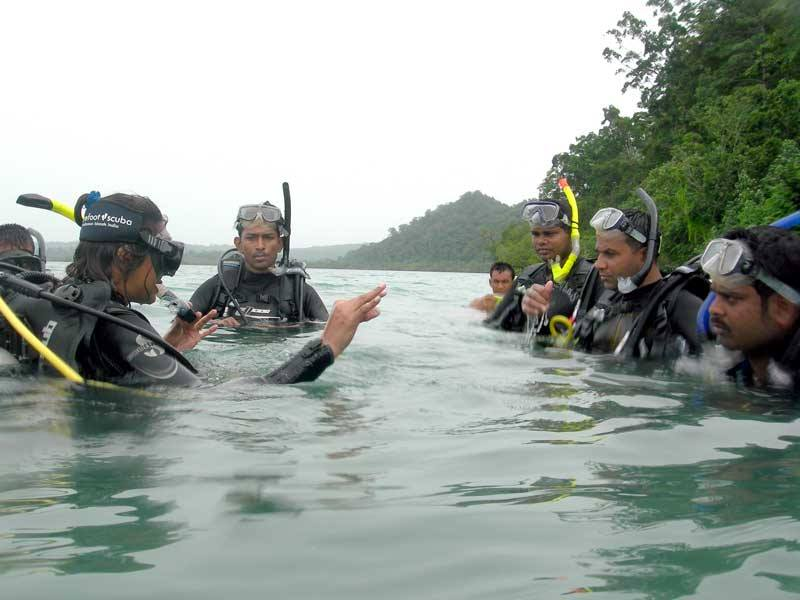 kalinga divers scuba diving