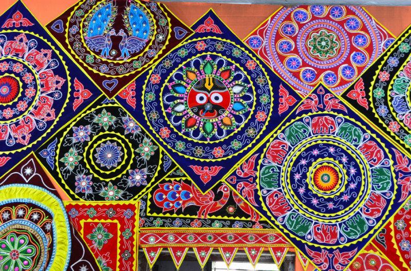 pipili handicrafts odisha