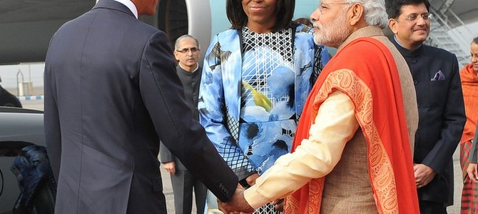 Bibhu Mohapatra designing a special Saree from Odisha as a gift for Michelle Obama