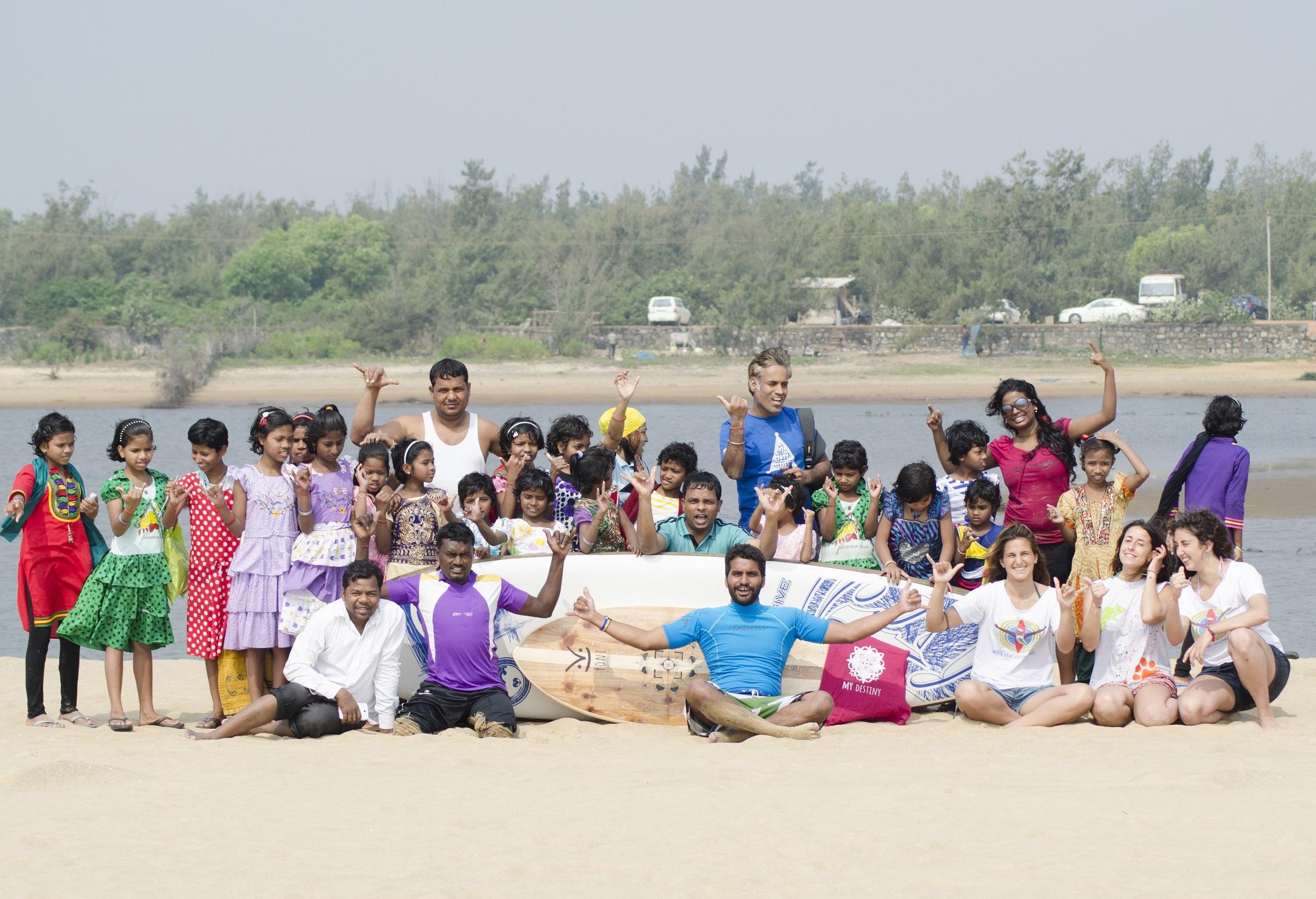 ISF with asha kiran kids bhubaneswar buzz1