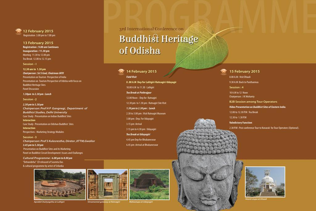 buddhist conf2 bhubaneswar buzz