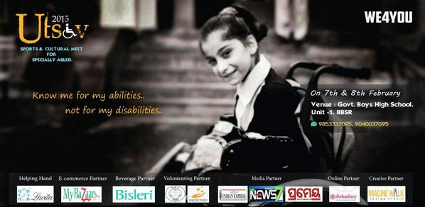 differently abled competition