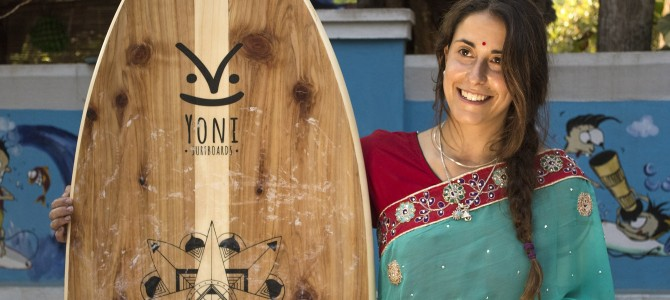 Video : Experience the Girl Power at India Surf Festival in Puri beaches this november