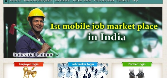 Saral Rozgar – A Mobile Job Marketplace to connect entry level job seekers now in Odisha